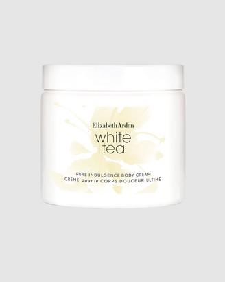 Elizabeth Arden Women's White Body Lotion & Cream - White Tea Pure Indulgence Body Cream 400ml - Size One Size, 400ml at The Iconic