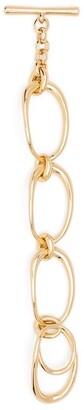 Charlotte Chesnais Oversize Chain-Link Bracelet