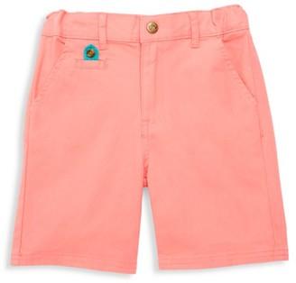 Appaman Little Boy's & Boy's Harbor Stretch-Cotton Shorts