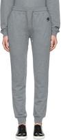 McQ by Alexander McQueen Grey Slim Lounge Pants