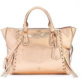 JLO by Jennifer Lopez Cheryl Metallic Tote