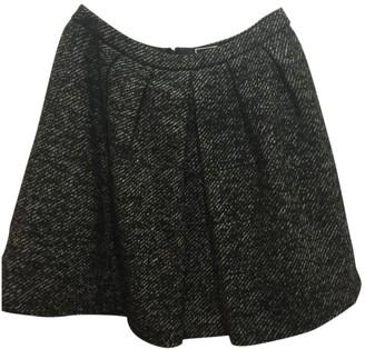 NW3 by Hobbs Hobbs Hobbs \N Black Tweed Skirt for Women