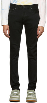 Moussy Black Glyde Rebirth Skinny Jeans