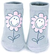 Special Gift For You.Daisy 6 Pairs M Mix Colors Asymmetric Cartoon Children's Kids Baby Non-Slip Socks