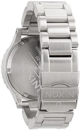 Nixon The 42-20 Tide Watch in Black