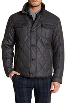Enzo Conner Buttoned Quilt Jacket
