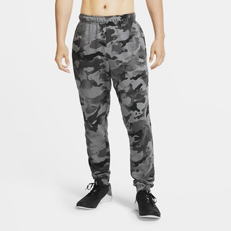 Nike Men's Camo Training Pants Dri-FIT