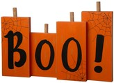 Thumbnail for your product : Glitzhome Halloween Wooden Boo Standing Decor
