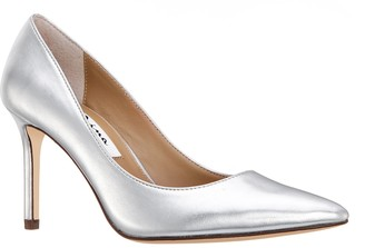 Nina Slip-On Sleek Pointy Toe Pumps - Nina85