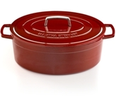 Martha Stewart Collection Collection Collector's Enameled Cast Iron 8 Qt. Oval Casserole, Created for Macy's
