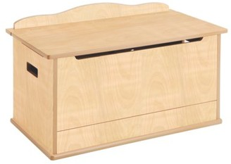 Guidecraft Expressions Toy Box - Natural