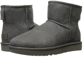 UGG Classic Mini II (Black) Women's Boots
