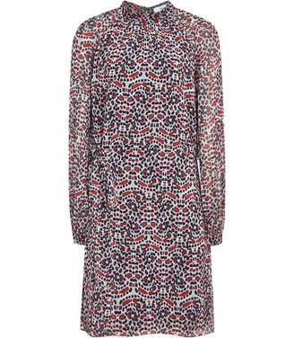 Reiss Avis - Printed Dress in Multi