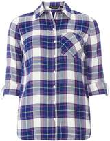 Dorothy Perkins Multi Coloured Check Shirt