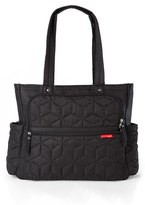 Skip Hop Infant 'Forma Pack & Go' Diaper Tote - Black