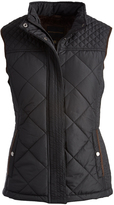 Weatherproof Black Lined Vest