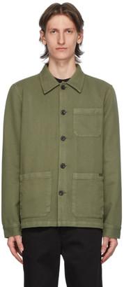 Nudie Jeans Khaki Barney Jacket