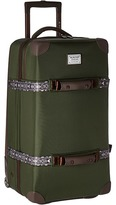 Burton Wheelie Double Deck Travel Luggage Luggage
