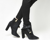 Ted Baker Sailly Bow Ankle Boots