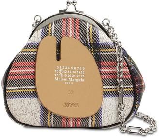 Maison Margiela Tabi Chain Leather Coin Case Bag