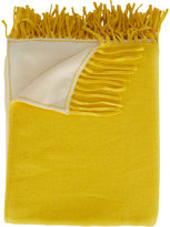Barneys New York Cashmere Knit Throw