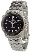 Omega 'Seamaster' analog watch