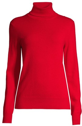 Polo Ralph Lauren Slim-Fit Cashmere Turtleneck Sweater