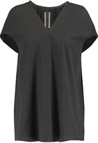 Rick Owens Floating oversized cloqué top