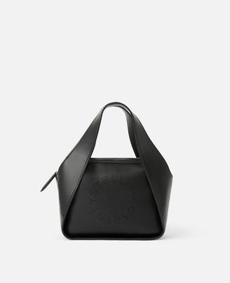 Stella McCartney Mini Stella Logo Cross Body Bag, Women's