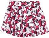 Kate Spade Coreen Skirt (Toddler/Kid) - Romantic Spring Print-5