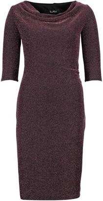 Vera Mont Cowl neck dress