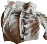 Ballantyne Grey Cashmere Jacket for Women