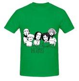 Cha Cha's Incubus Funny Pop Mens O Neck Big Tall Shirts