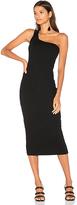 Rachel Pally Rib Wyn Dress in Black. - size L (also in M,S,XS)