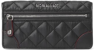 MZ Wallace Crosby Slim Continental Wallet