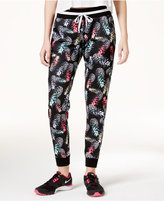 Jessica Simpson The Warm Up Juniors' Printed Jogger Pants