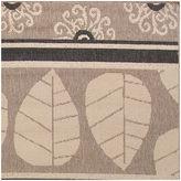 Asstd National Brand Landscape Indoor/Outdoor Rectangular Rug