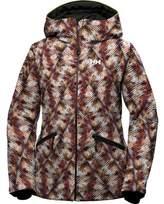 Helly Hansen Belle Printed Ski Jacket (Women's)
