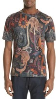 Paul Smith Men's Monkey Print T-Shirt