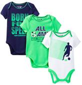 New Balance Bodysuit - Set of 3 (Baby Boys)