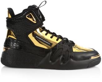 Giuseppe Zanotti Talon Sneakers