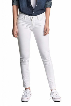 Salsa Wonder Push up Skinny Jeans White