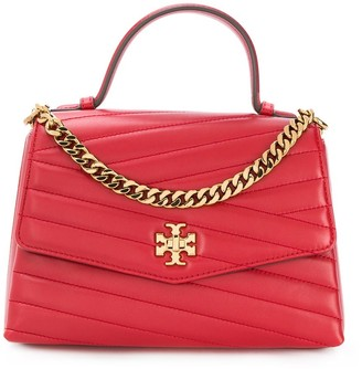 Tory Burch Kira chevron top-handle bag
