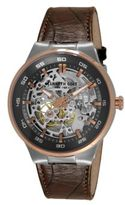 Kenneth Cole Automatic Analog Display Brown Watch