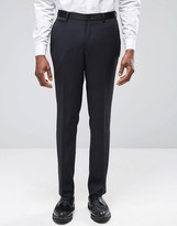 Asos Slim Tuxedo Suit Pants