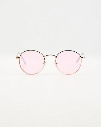Le Château Round Sunglasses