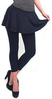 Magid Navy Flare Skirt Leggings