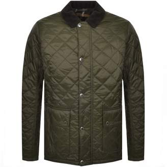 Barbour Diggle Quilted Jacket Green