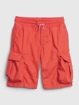 Gap Kids Pull-On Cargo Shorts