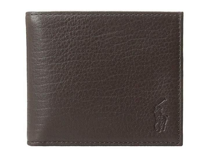 Polo Ralph Lauren Pebble Leather Billfold